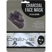 Charcoal Face Mask by The Creme Shop