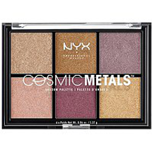 Cosmic Metals Shadow Palette by NYX Professional Makeup