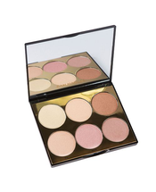 Luxurious Highlight Palette by Sam Marcel