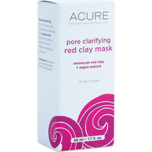 Pore Clarifying Red Clay Mask by acure organics