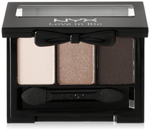 Love In Rio Eyeshadow Palette - No Tan Lines Allowed by NYX Professional Makeup