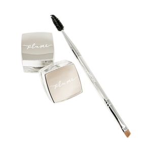 Nourish & Define Brow Pomade with Brush by plume