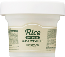 Wash Off Rice Mask by Skinfood