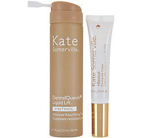 Powered with Retinol Duo for Face & Eye by kate somerville