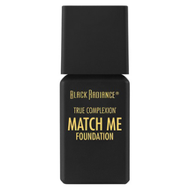 True Complexion Match Me Foundation by black radiance