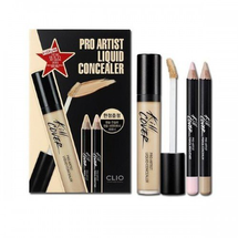 Kill Cover Pro Artist Liquid Concealer Set by Clio