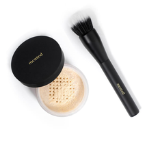 Skin Silk Loose Setting Powder Duos by Mented Cosmetics