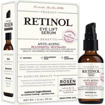 Retinol Eye Lift Serum With Hyaluronic by Rosen