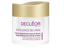 Excellence De LAge Regenerating Eye & Lip Cream by decleor