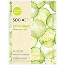 Cucumber Collagen Essence Mask by soo ae
