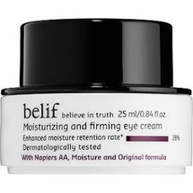 Moisturizing and Firming Eye Cream by belif