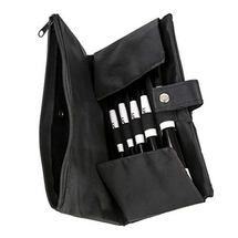Double Sided Essential Brush Set With Pouch by ivation