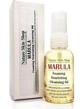 Marula Foaming Nourishing Cleansing Oil by Nature Skin Shop
