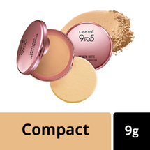 9 to 5 Primer with Matte Powder Foundation Compact by lakme