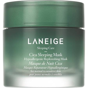 Hypoallergenic Cica Sleeping Mask by Laneige
