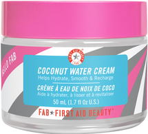 Hello FAB Coconut Water Cream by First Aid Beauty