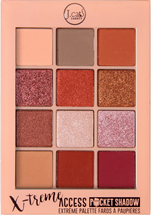 Xtreme Access Pocket Shadow Palette by J.Cat Beauty