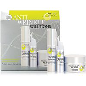 Stem Cellular Anti Wrinkle Solutions Kit by Juice Beauty