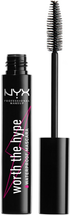 Worth The Hype Waterptoof Mascara by NYX Professional Makeup