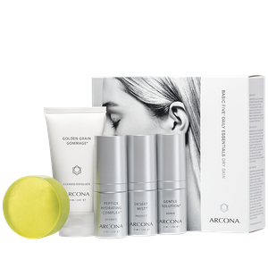 Basic Five Daily Essentials Dry Skin by arcona
