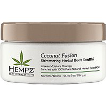 Coconut Fusion Shimmering Herbal Body Souffle by hempz