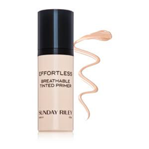 Effortless Breathable Tinted Primer by Sunday Riley