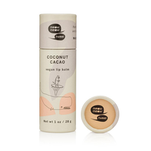 Coconut Cacao Vegan Lip Balm by Meow Meow Tweet
