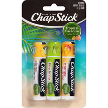 Tropical Paradise Collection Lip Balm by chapstick