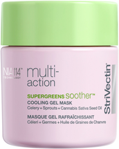 Supergreens Soother Cooling Gel Mask by StriVectin