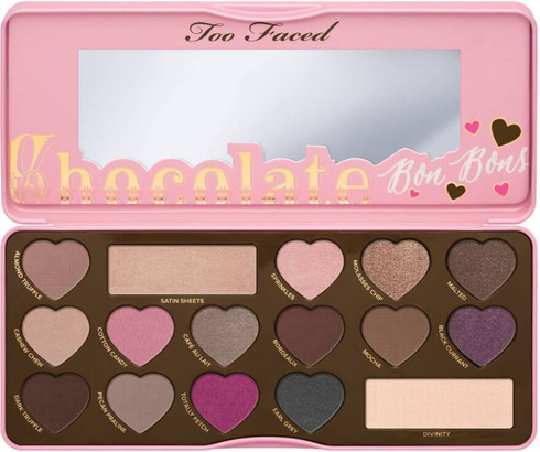 Chocolate Bon Bons Eyeshadow Palette by Too Faced #2