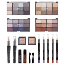 Eye Obsession Makeup Kit by the color workshop