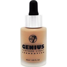 Genius Feather Light Foundation by w7