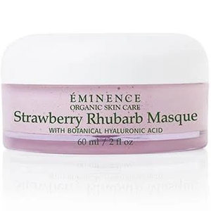 Strawberry Rhubarb Masque by Eminenceorganic