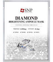 Diamond Brightening Ampoule Mask by snp