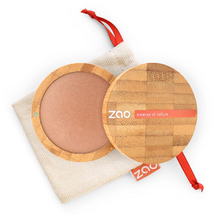 Bronzer (Mineral Cooked Powder) by Zao