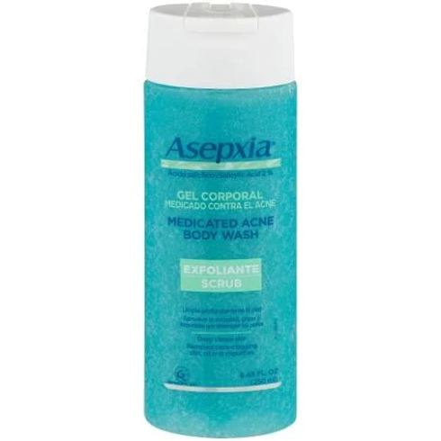 Medicated Acne Body Scrub by asepxia #2