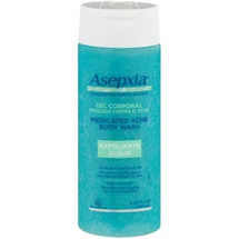 Medicated Acne Body Scrub by asepxia