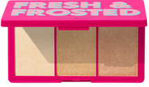 Fresh & Frosted Highlighter Palette by Sugar Rush