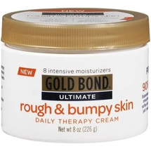 Ultimate Rough Bumpy Skin Daily Therapy Cream by gold bond