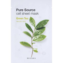 Pure Source Cell Sheet Mask - Green Tea by Missha