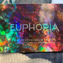 Euphoria Baked Eyeshadow New Makeup Palettes by Color Story