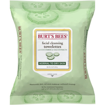 Facial Cleansing Towelettes In Cucumber And Sage by Burt's Bees