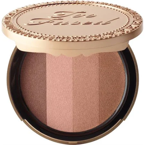 Beach Bunny Bronzer by Too Faced #2
