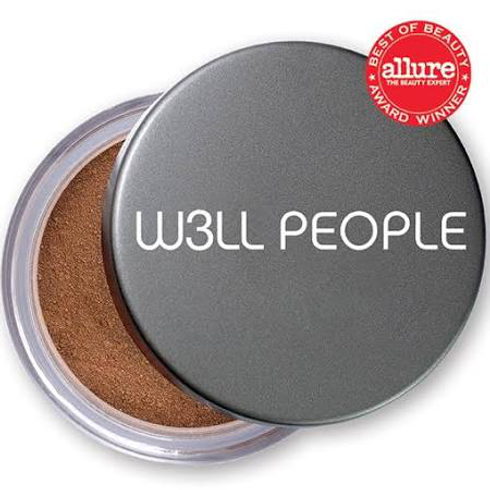 Bio Bronzer Powder by w3ll people #2