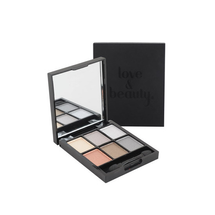 Love & Beauty Six Eyeshadow Palette by Forever 21