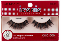 Iconic Collection Lashes Chic Icon by i-Envy