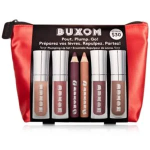 Pout. Plump. Go! Sexy Plumping Lip Set by Buxom