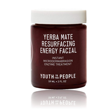 Yerba Mate Resurfacing Exfoliating Energy Facial by Youth to the People