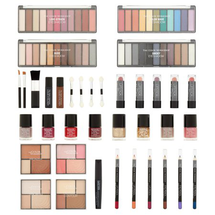 Ultimate Color Blockbuster Beauty Collection by the color workshop