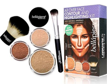 All Over Face Contour And Highlighting Kit by Bellapierre